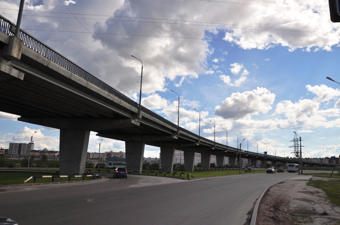 Вантовый мост в уренгое фото 111-436